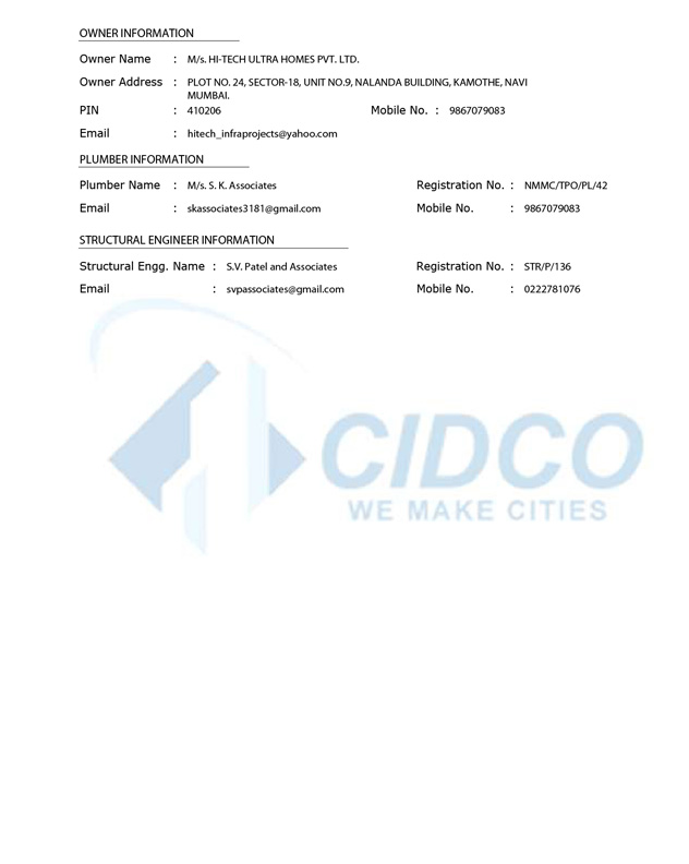 The gold crest project status applied for occupancy certificate yadclub Choice Image
